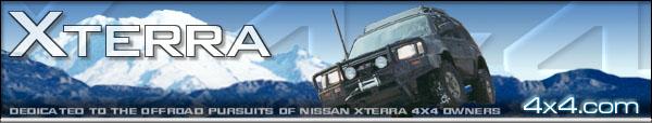 Xterra4x4 Banner