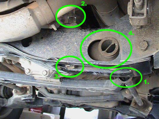 How To Torsion Bar Suspension Lowering Toyota Nation